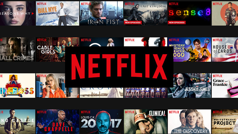 Netflixin'